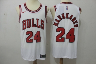 Wholesale NBA CHI Jerseys Markkanen (1)
