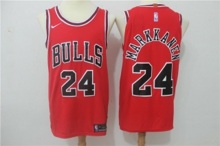 Wholesale NBA CHI Jerseys Markkanen (2)