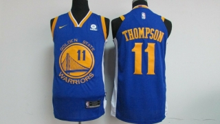 Wholesale NBA GS Jerseys Thompson (2)