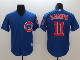 Wholesale Men's MLB Chicago Cubs Cool Base Jerseys (6)