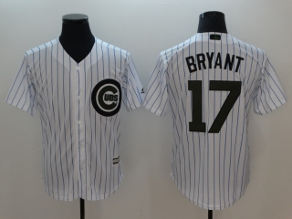 Wholesale Men's MLB Chicago Cubs Cool Base Jerseys (17)