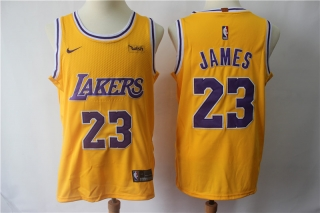 Wholesale NBA Lakers James #23 Nike Jerseys Personal Tailor (6)