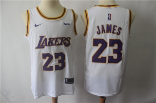 Wholesale NBA Lakers James #23 Nike Jerseys Personal Tailor (7)