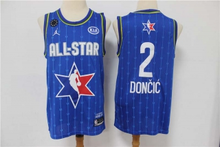 Wholesale 2020 NBA All-Star Game Doncic Jerseys (1)