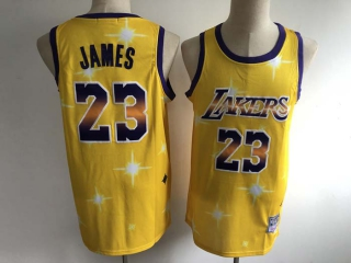 Wholesale NBA LAL James Star Version Jersey (1)